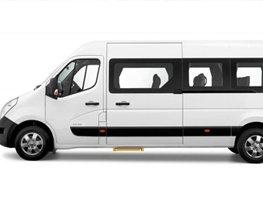 16 SeaterDudley Minibus Hire , Cheap driver Dudley