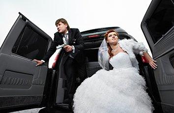 Wedding Coach hire Dudley