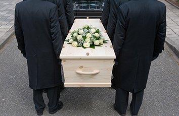 Funeral Minibus Hire Dudley